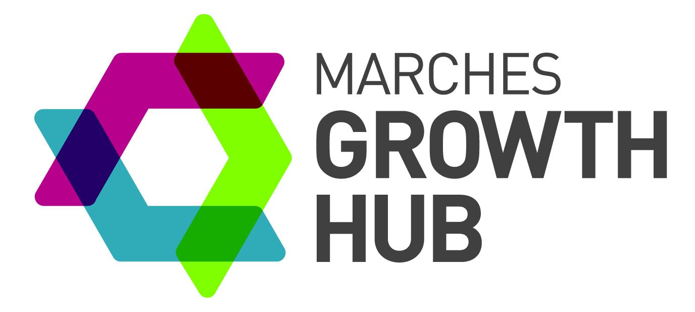 Marches Growth Hub logo